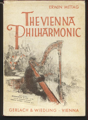 Image for The Vienna Philharmonic