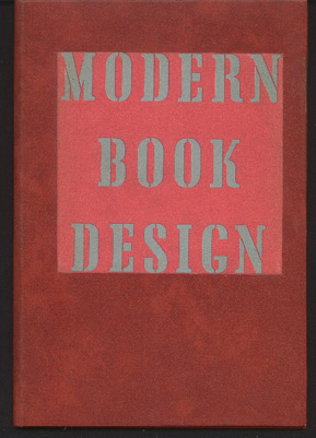 Image for Modern Book Design