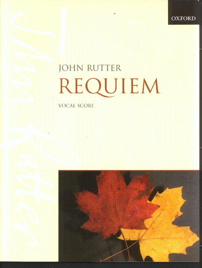 Image for Requiem - for Soprano Solo, Mixed Choir, and Small Orchestra (Or Organ with Instrumental Ensemble)