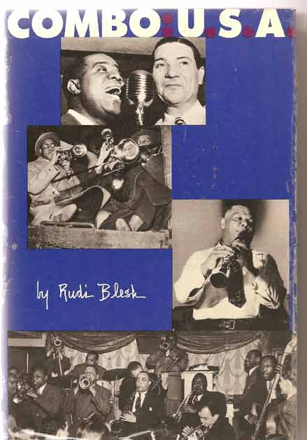 Image for Combo: USA: Eight Lives in Jazz