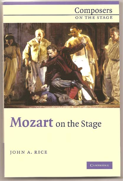 Image for Mozart on the Stage