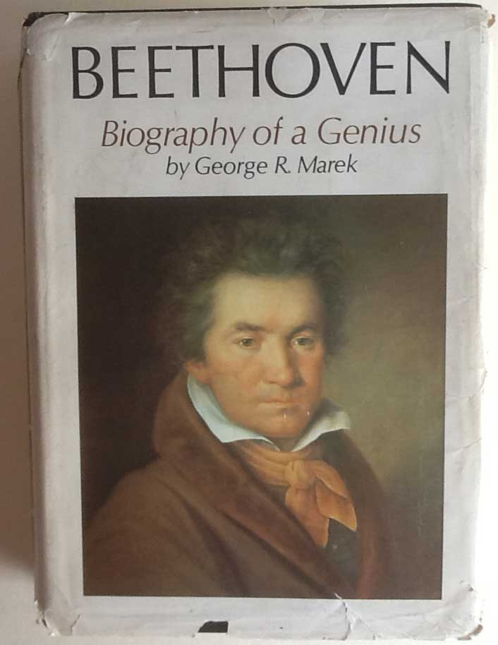 Image for Beethoven. Biography of a Genius