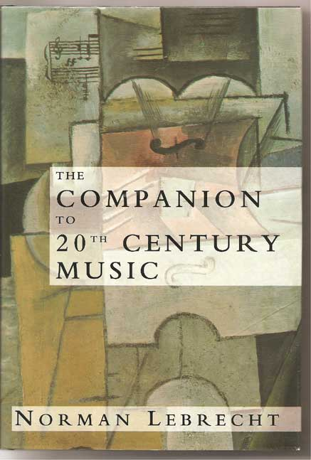 Image for The Companion to Twentieth Century Music