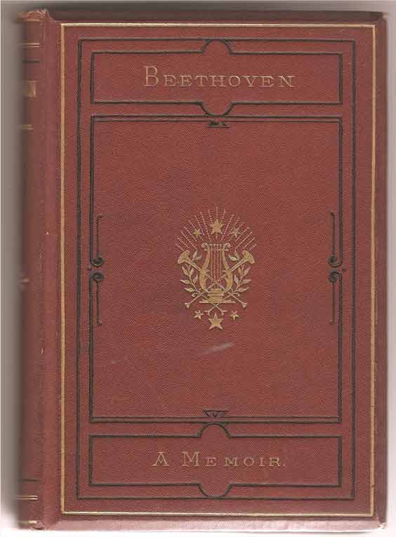 Image for Beethoven. a Memoir
