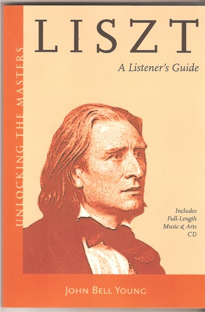 Image for Liszt. A Listener's Guide