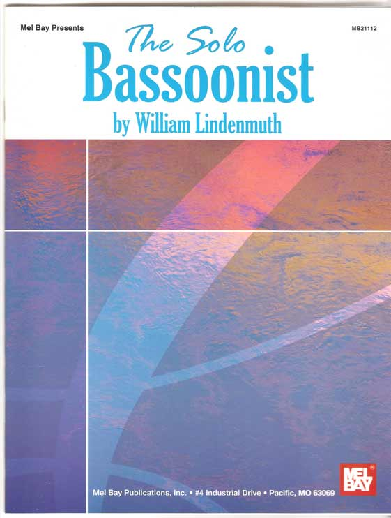 Image for The Solo Bassoonist