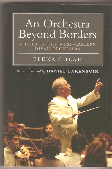 Image for An Orchestra Beyond Borders. Voices of the West-Eastern Divan Orchestra
