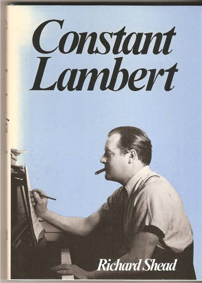 Image for Constant Lambert. His Life, His Music and His Friends