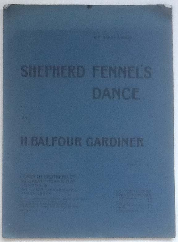 Image for Shepherd Fennel's Dance