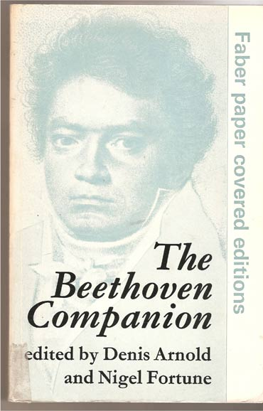 Image for The Beethoven Companion