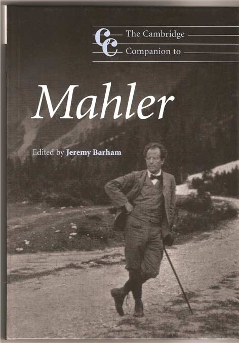 Image for The Cambridge Companion to Mahler