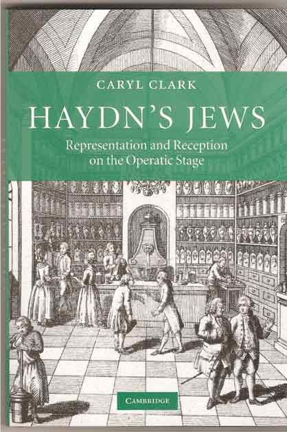 Image for Haydn's Jews. Representation and Reception on the Operatic Stage