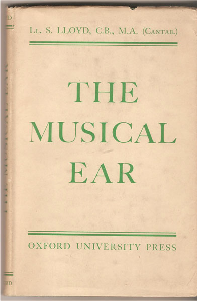 Image for The Musical Ear