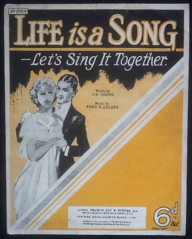 Image for Life is a Song - Let's Sing it Together