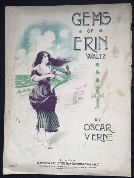 Image for Gems of Erin - Waltz