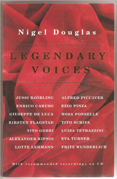 Image for Legendary Voices