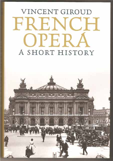 Image for French Opera.  A Short History