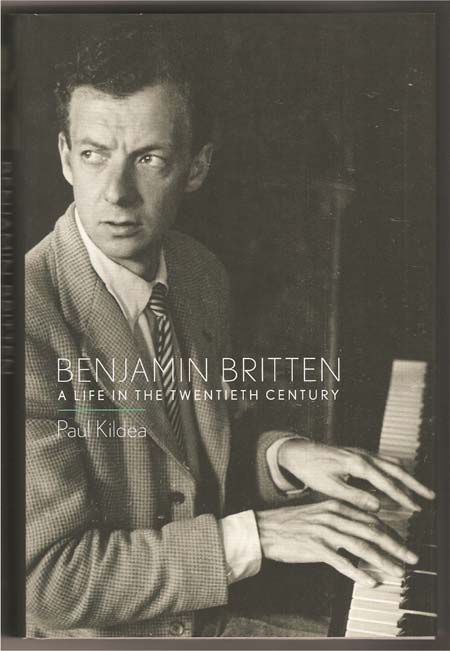 Image for Benjamin Britten. A Life in the Twentieth Century