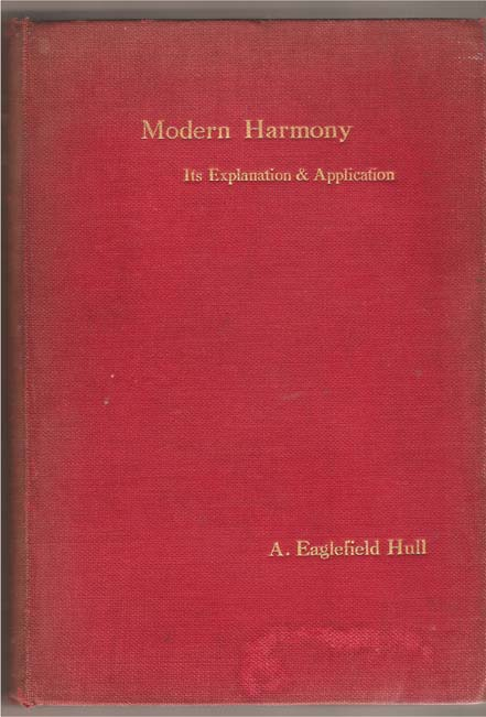 Image for Modern Harmony. its Explanation & Application