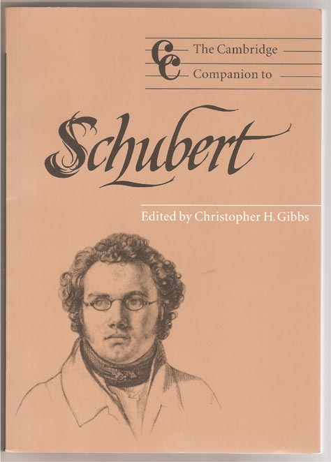Image for The Cambridge Companion to Schubert