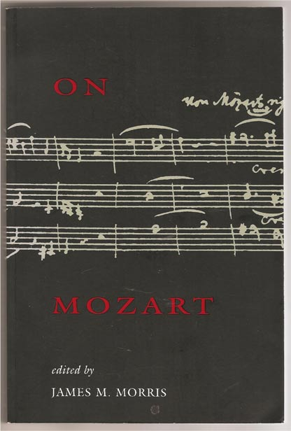 Image for On Mozart