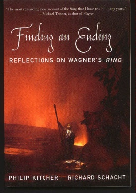 Image for Finding an Ending. Reflections on Wagner's Ring