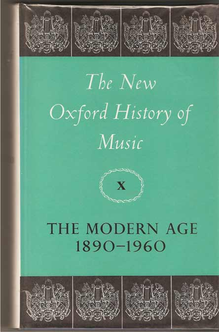 Image for The Modern Age 1890-1960. Vol 10