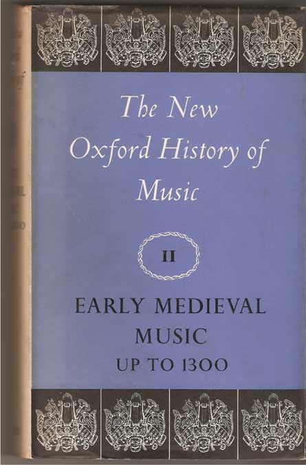 Image for Early Medieval Music Up to 1300. Volume II
