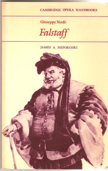 Image for Giuseppe Verdi: Falstaff