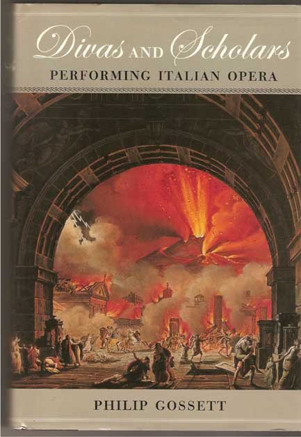 Image for Divas and Scholars - Performing Italian Opera