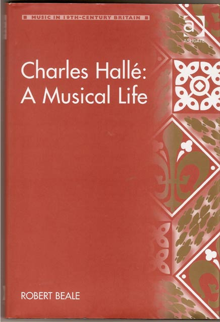 Image for Charles Hallé - A Musical Life