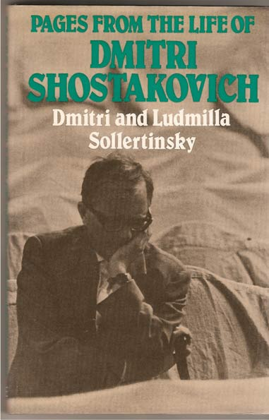Image for Pages from the Life of Dmitry Shostakovich