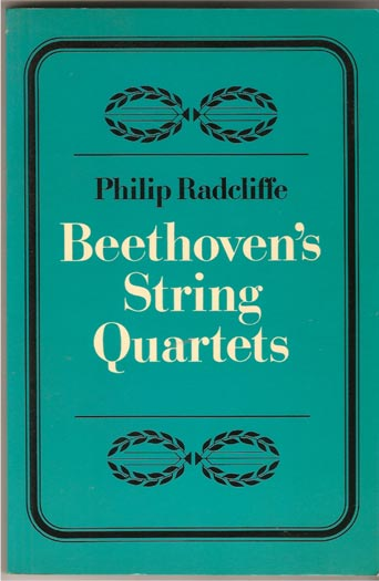 Image for Beethoven's String Quartets