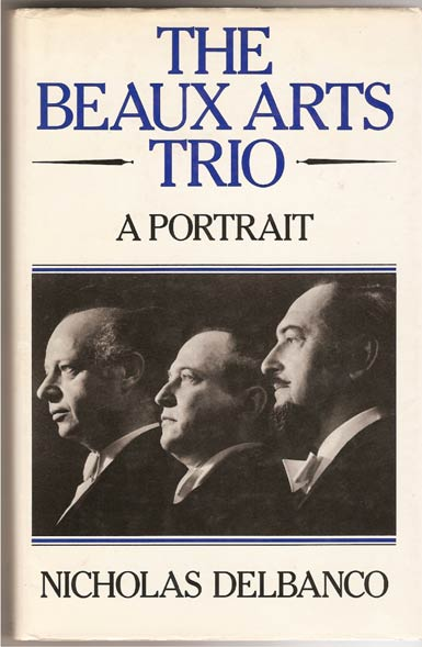 Image for The Beaux Arts Trio