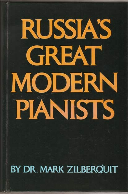 Image for Russia's Great Modern Pianists