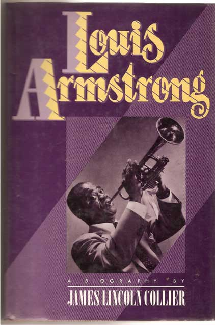 Image for Louis Armstrong. A Biography
