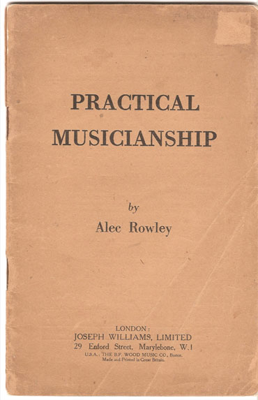 Image for Practical Musicianship - A Handbook for Teachers and Students