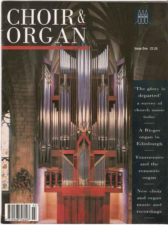 Image for Choir & Organ - Quarterly