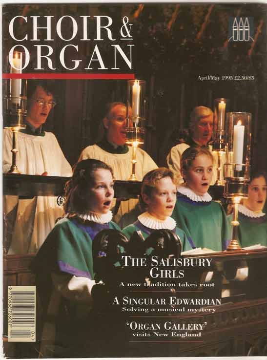 Image for Choir & Organ