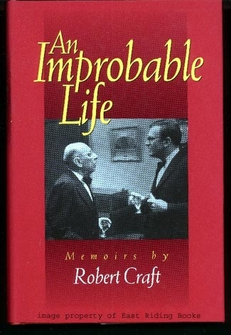 Image for An Improbable Life