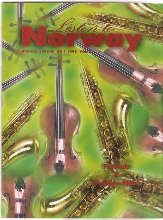 Image for Listen to Norway - Musical Review