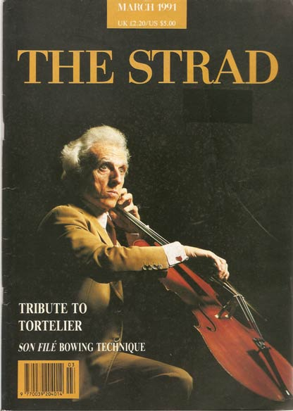 Image for The Strad Vol 102