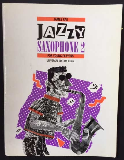 Image for Jazzy Saxophone 2 for Young Players