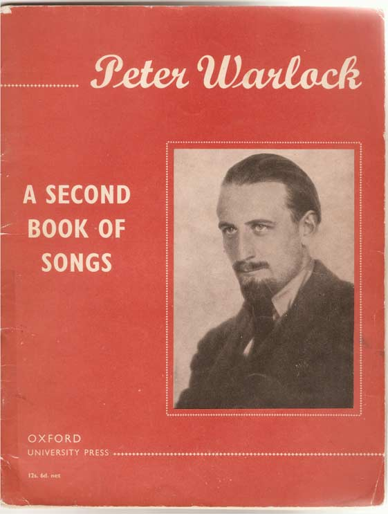 Image for A Second Book of Songs