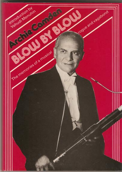 Image for Blow by Blow: the Memories of a Musical Rogue and Vagabond