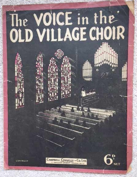 Image for The Voice in the Old Village Choir