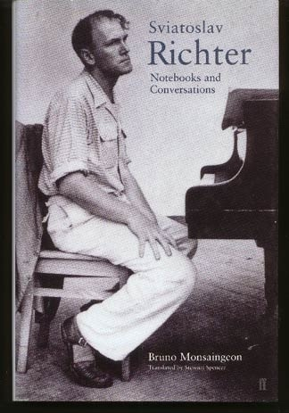 Image for Sviatoslav Richter: Notebooks and Conversations