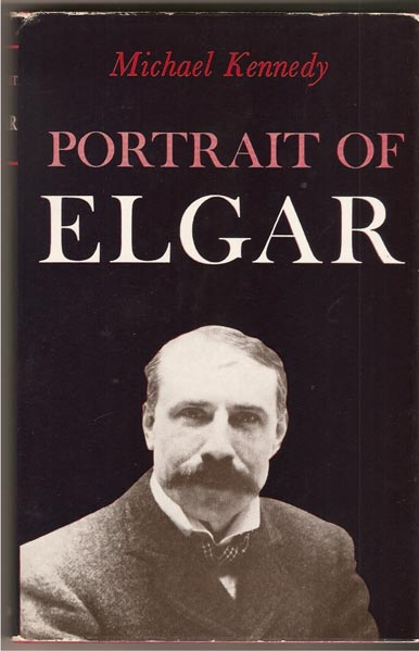 Image for Portrait of Elgar