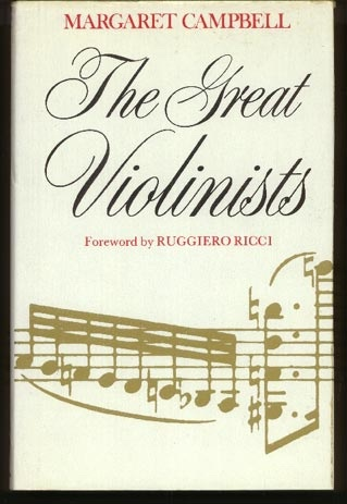 Image for The Great Violinists