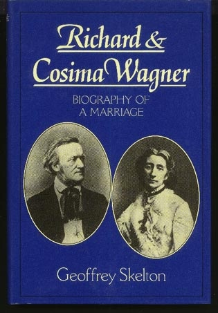 Image for Richard and Cosima Wagner: Biography of a Marriage